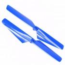 TRA6629 Traxxas Rotor blade set, blue