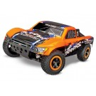 Traxxas 68086-4 Orange Slash 4X4 VXL Brushless RTR Short Course Truck w/TQi Radio System