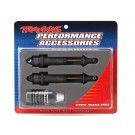 TRA7462X Traxxas Shocks, GTR xx-long hard-anodized, PTFE-coated bodies with TiN shafts