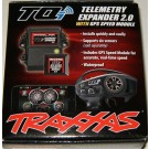 Traxxas TRA6553X TQi Telemetry Expander 2.0 With GPS Speed Module