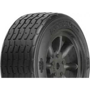 Protoform VTA 10140-18 Front Tire 26mm Mounted Black Wheel (2)