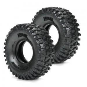 "Pro-Line 10128-03 Hyrax 1.9"" Predator Super Soft Rock Terrain Truck Tires F/R"